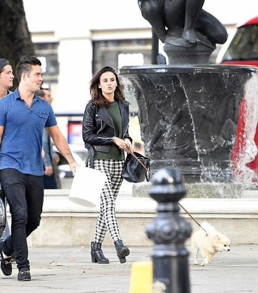 leggings printed leggings Red Lime Sunday lucy watson
