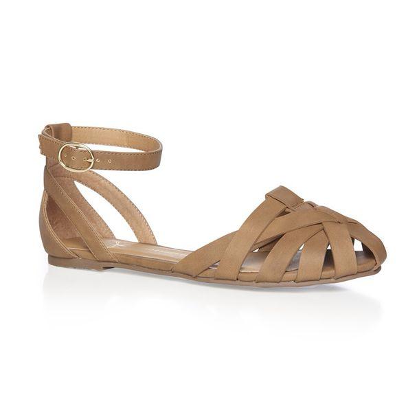 new arrivals finest selection huge selection of shoes, tan, women sandal, primark, summer - Wheretoget