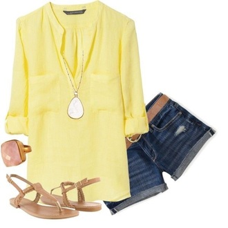 blouse yellow dress yellow summer dress yellow top yellow blouse summer dress summer top vneck dress v neck