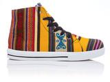 INKKAS® Shoes - Handmade in South America - Mango | INKKAS Phuyupata Shoes | Tribal & Aztec Shoes