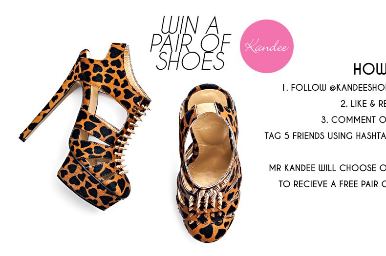 Kandee Shoes | Buy Shoes designed by Kandee | Kandee Shoes