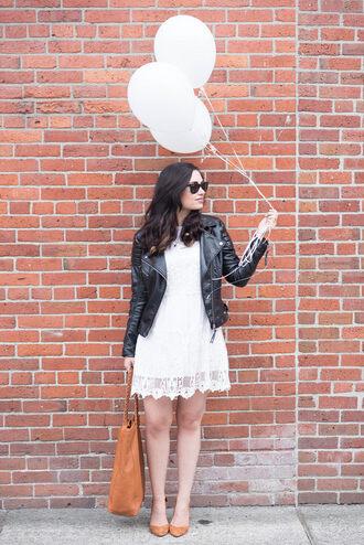 coco and vera blogger jacket dress shoes bag sunglasses jewels