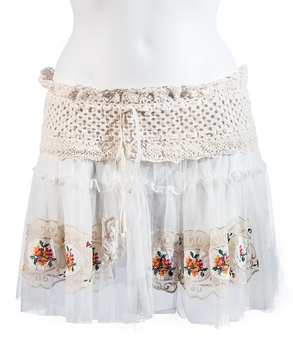 skirt lace bohemian boho hippie boho chic boho white white lace dress