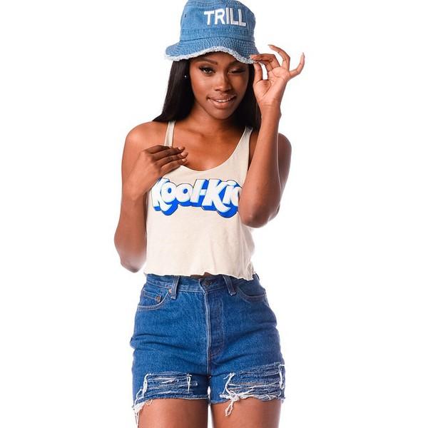 dope t-shirt bucket hat