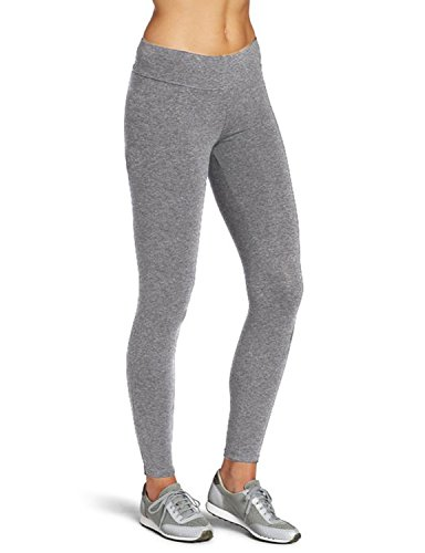 Women's Yoga Running Tights Leggings Sports Pants US Size L Grey ...