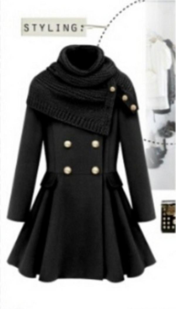 Creative Valentino - Pea Coat - CHERRY BLOSSOM|Beige Womenu0026#39;s Coats | Italist