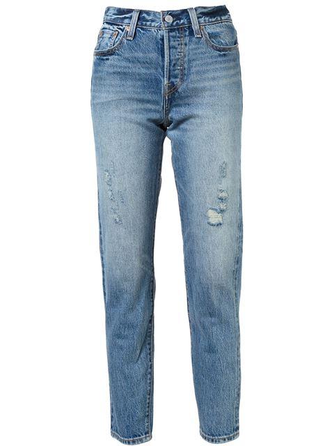 Levi's Washed Jeans - American Rag - Farfetch.com