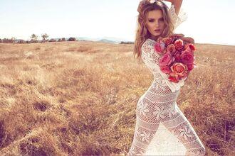 dress crochet maxi dress crochet dress white maxi dress