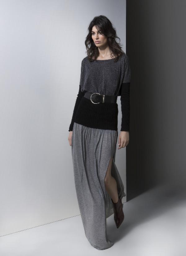 skirt lookbook fashion gat rimon sweater