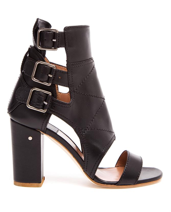 LAURENCE DACADE | Felicite Leather Buckle Heels | Browns fashion & designer clothes & clothing