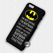 phone cover,movies,superheroes,batman,quote on it phone case,iphone cover,iphone case,iphone,iphone 6 case,iphone 5 case,iphone 4 case,iphone 5s,iphone 6 plus
