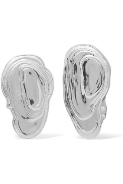 Leigh Miller silver earrings earrings silver jewels