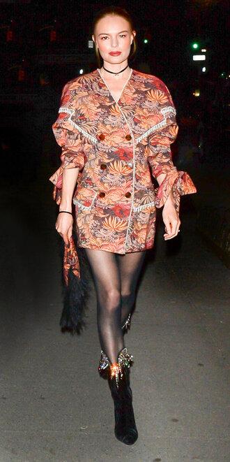 dress blazer dress kate bosworth celebrity