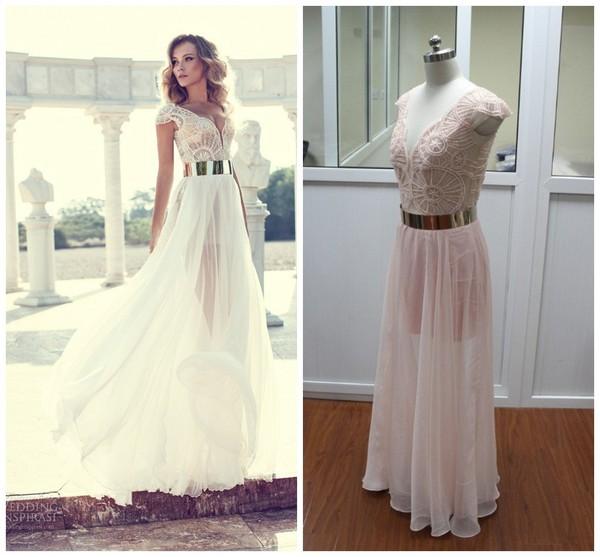 dress wedding dress fashion sheer chiffon evening dress prom dress nike roshe run skirt