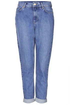 MOTO Soft Vintage Mom Jeans - Mom Jeans - Jeans  - Clothing - Topshop