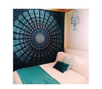 home accessory blue