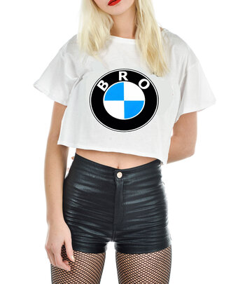 shirt bmw bro shirt bro shirt bmw shirt coolshirt girls shirt womens shirt car shirt swag you mad bro bro bro bmw cropped tee cool shirts cropped sweater cropped shirt crop tops cropped black t shirt white crop tops cut out white crop tops summer graphic tee graphic crop tops graphic tank top neon cropped tee