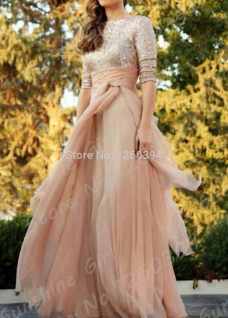 dress champage sparkling sparkling dress chiffon dress homecoming dress abaya muslim muslim dress muslim outfit arabic style arabic dresses arabic evening dress dubai dress
