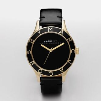 jewels leather watch watch marc by marc jacobs marc jacobs classy wishlist