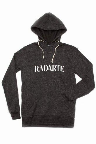 grey sweater rodarte radarte sweater