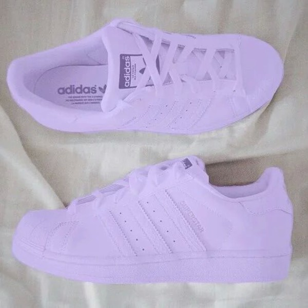 Adidas Shoes Violet