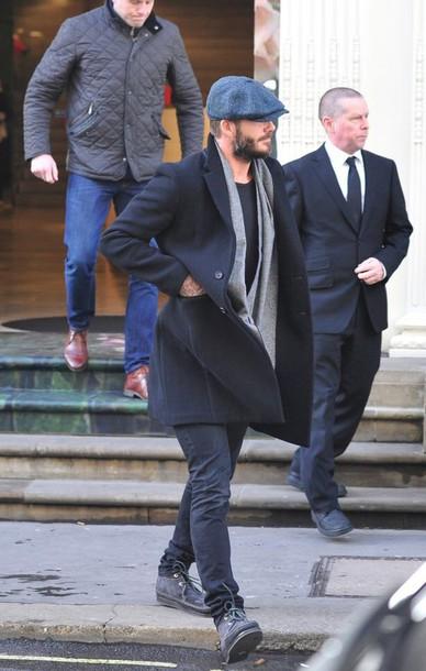 David Beckham Dress Shoes