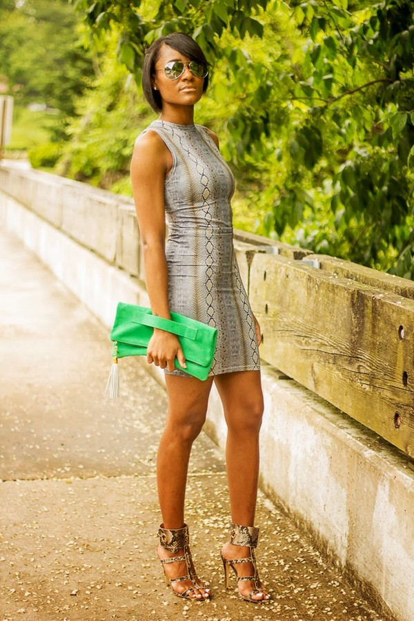 the daileigh dress sunglasses shoes bag