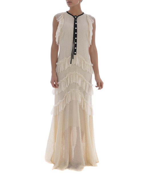 Philosophy di Lorenzo Serafini dress ruffle