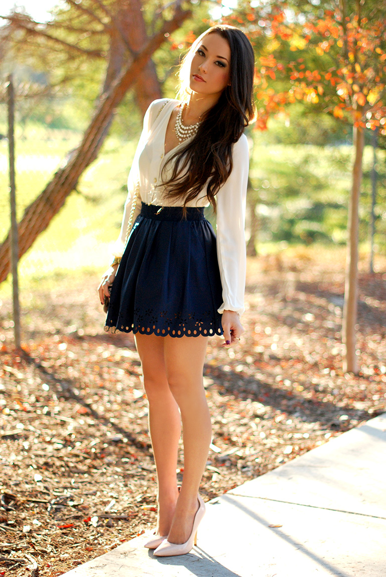 Hapa Time - a California fashion blog by Jessica - new fashion style - 2014 fashion trends: Prim and Proper