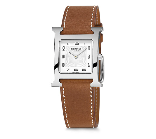 Watches Hermès H Hour - Jewelry & Watches | Hermès, Official Website