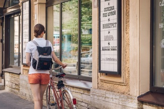 bag velotton bike backpack streetstyle style streetwear fashion sportswear sporty