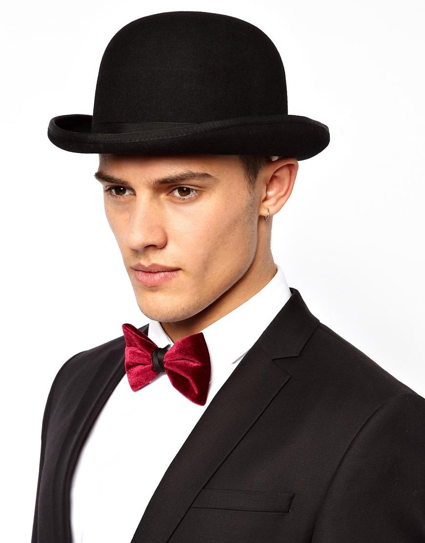 ASOS Bowler Hat at asos.com