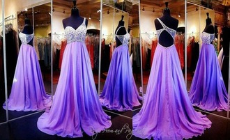 dress prom dress long prom dress purple rhinestones backless prom dress one shoulder prom dress