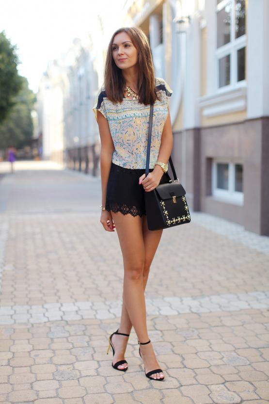 Crochet and Floral | SPREDFASHION