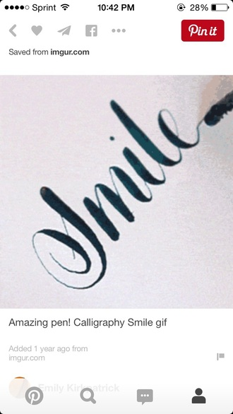 home accessory writing pen arabic calligraphy calligraphy smile pencils