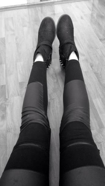 jeans shoes pants