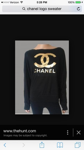 shirt chanel sweater coco chanel sweater chanel chanel top chanel sweatshirt tshirts chanel