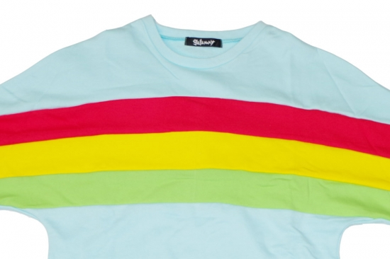 Baby Rainbow dress - galaxxxy