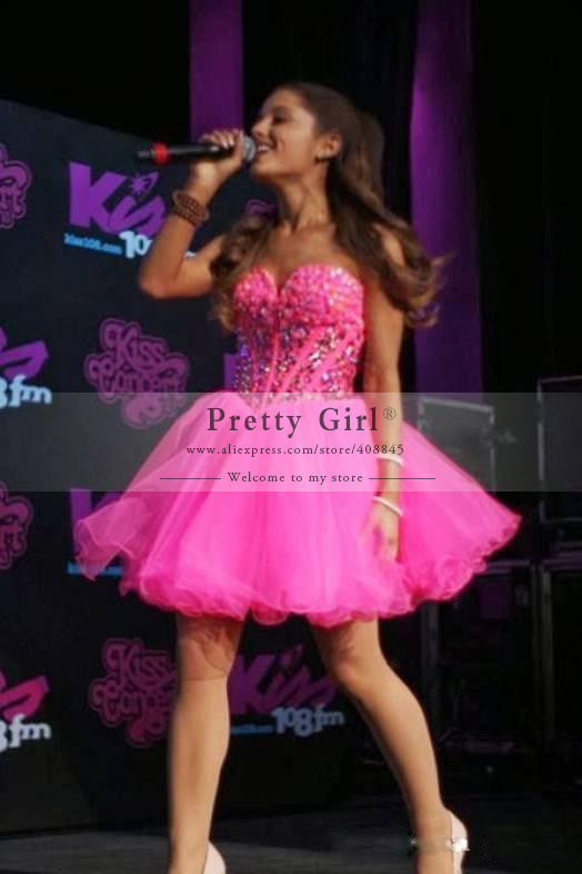 Buy real photo vestido de noiva romantic for Ariana grande wedding dress