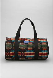 aztec,weekender,black bag,multicolor,bag