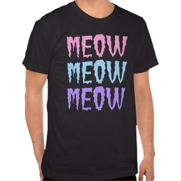 t-shirt pastel goth emo goth cool