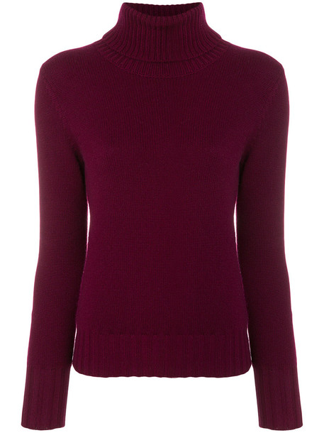 jumper women purple pink sweater