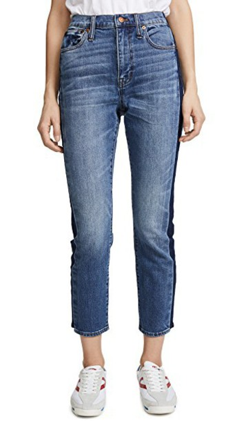 Madewell jeans high