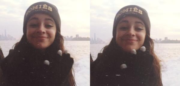 hat beanie camila cabello Fifth Harmony