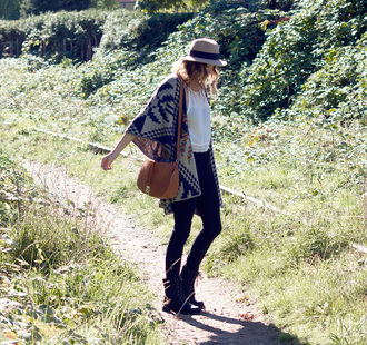 styling my life blogger shoes top jeans bag hat