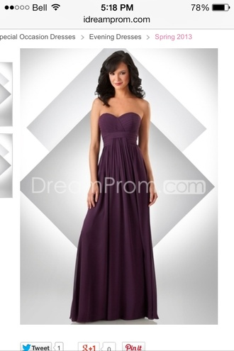 dress sweetheart dress strapless dress long prom dress long dress graduation dresses prom dress purple dress