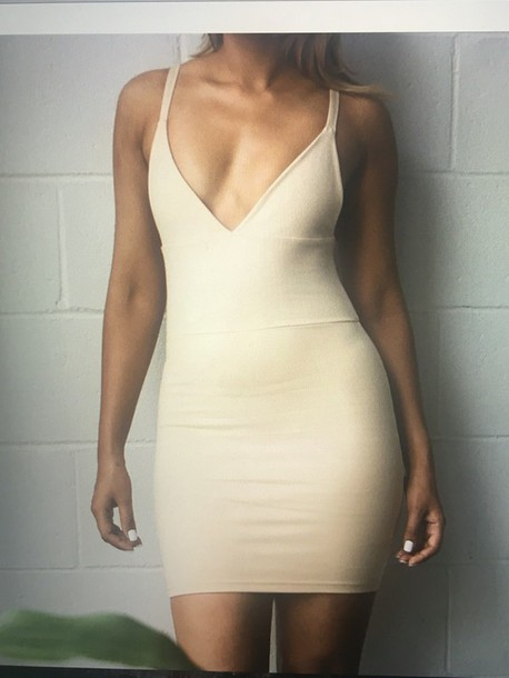 dress bodycon dress nude summer nude dress party dress sexy party dresses sexy dress party outfits sexy outfit summer dress spring dress spring outfits cocktail dress date outfit birthday dress cute dress girly dress clubwear club dress mini dress pool party