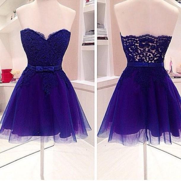 dress blue dress short dress