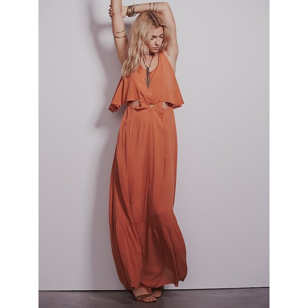 Free People Andalusia Maxi Dress