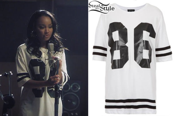 T-shirt Little Mix Leigh-anne